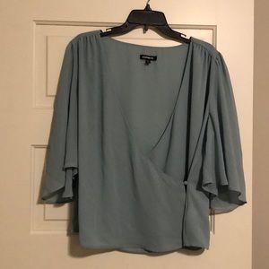 Never been worn express blouse